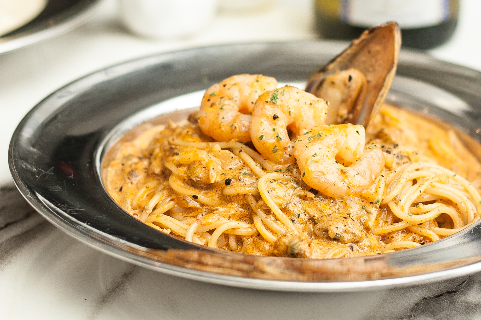 49 Seats Tom Yum Seafood Pasta
